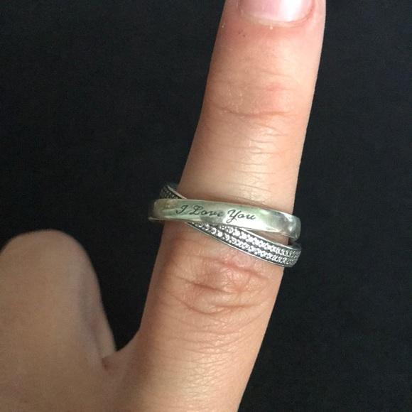 641970a97 Pandora Sweet Promise Ring. M_5b75bf16d8a2c723b301033d